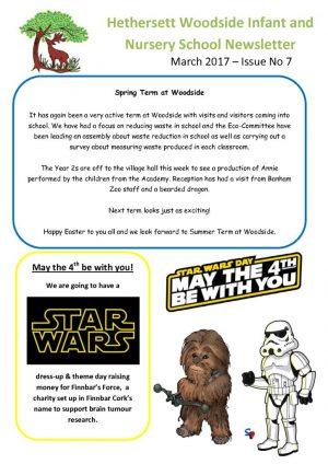 thumbnail of Newsletter Easter 2017